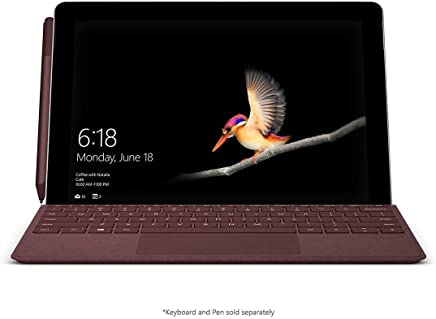 Microsoft Surface Go (Intel Pentium Gold, 4GB RAM, 64GB) (Renewed)