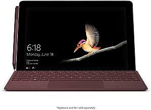 Microsoft Surface Go Win 10 Professional JST-00001-10in - Pentium Gold, 4 GB RAM, 64 GB SSD (Renewed)