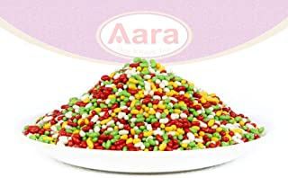 Aara Fennel Sugar Coated CandyMukhwas (After Meal Digestive Treat) Indian Candy Mouth Freshner 14 oz (400 gm)