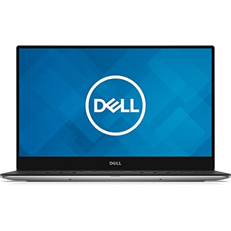"Dell XPS9360-5203SLV-PUS 13.3"" FHD InfinityEdge Touch Screen- 8th Gen-Intel Core i5- 8GB Memory-128 GB (SSD) HD, Intel HD Graphics, Silver"