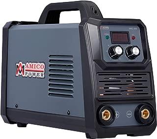 Amico ARC-200, 200 Amp Pro. Stick Arc DC Inverter Welder, 80% Duty Cycle, 100~250V Wide Voltage Welding Machine
