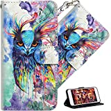 HMTECH Compatible with Sony Xperia XZ3 Case 3D Luxury Cute