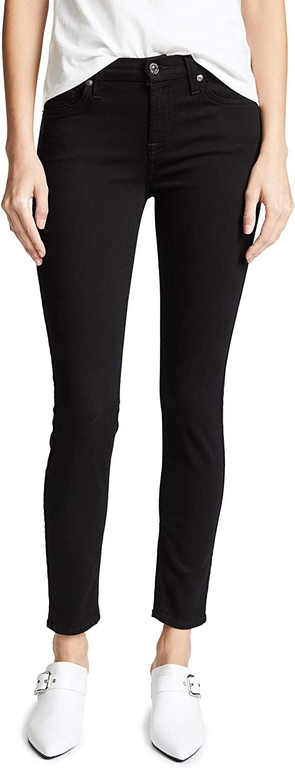 7 For All Mankind Women's (b) air Ankle Skinny Jeans
