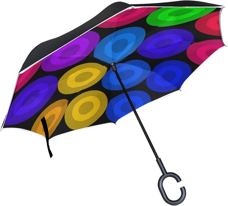 Car for Umbrella Straight Big Predection Uv Windproof