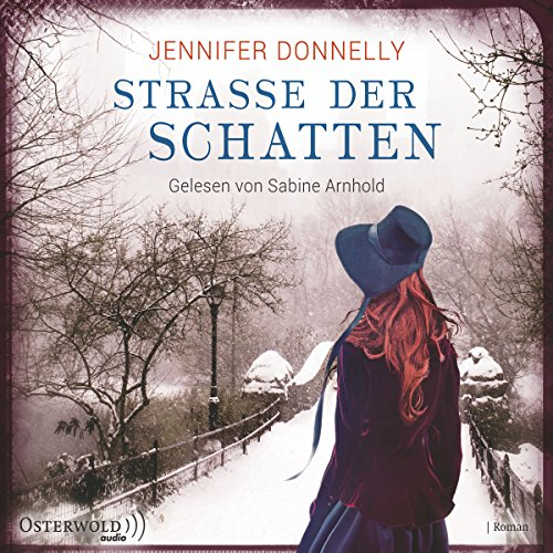 Straße der Schatten audiobook cover art