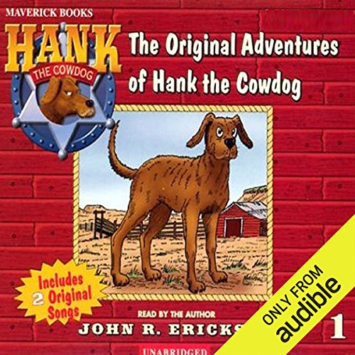 The Original Adventures of Hank the Cowdog cover art