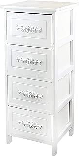 white shabby chic bedroom furniture