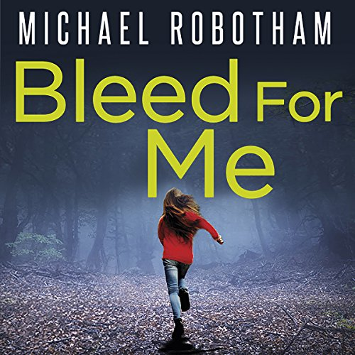 Bleed for Me audiobook cover art