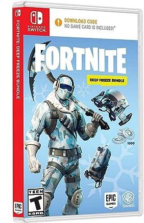 Fortnite: Deep Freeze Bundle - Switch