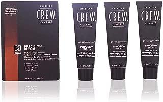 American Crew Precision Blend Hair Dyes 3 pc Medium Ash