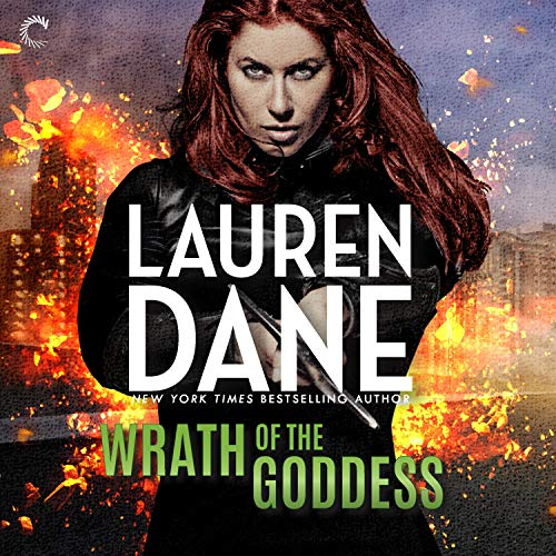 Wrath of the Goddess audiobook cover art