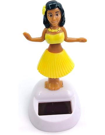alimentata a energia solare per auto Statuetta a energia solare cruscotto roosteruk a forma di squalo dolce giocattolo per bambini