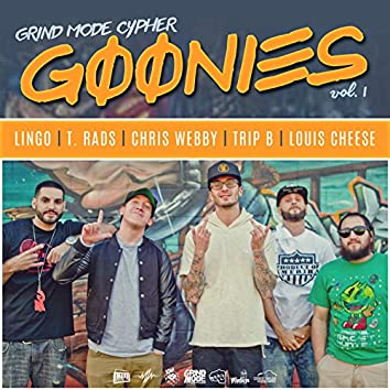 Goonies, Vol. 1 (feat. Chris Webby, T. Rads, Trip B & Louis Cheese)
