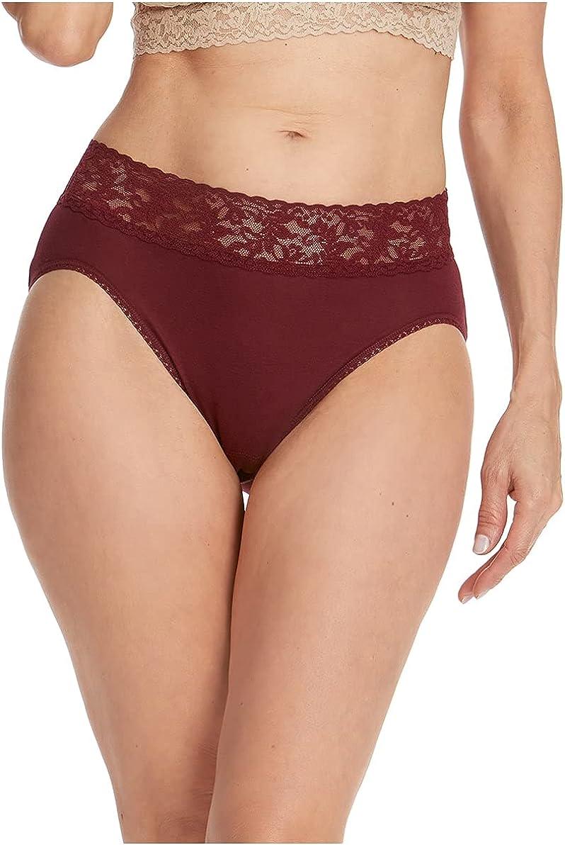 hanky panky Women's Organic Cotton French Brief Panty 892461