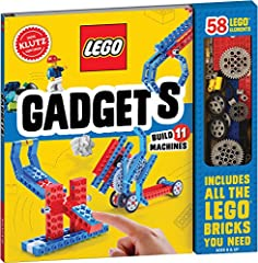 Promotes S. T. E. M. Build 11 different machines ranging from practical to silly Includes all 58 LEGO elements you'll need to get building Encourages creativity with open-ended prompts