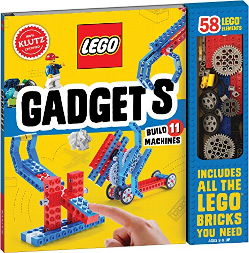 Image of the Klutz Lego Gadgets Science & Activity Kit, Ages 8+