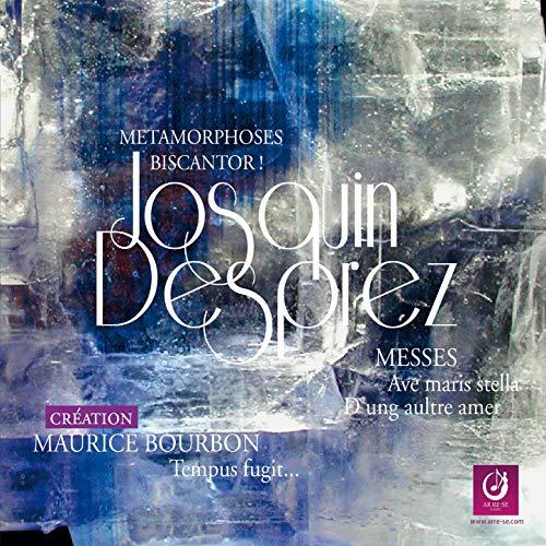 Josquin Deprez « Tempus fugit… », Vol. 8, Messes Ave maris stella et D'ung aultre amer
