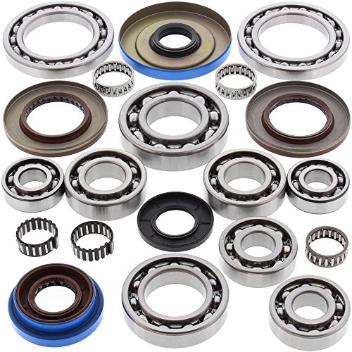 All Balls 25-2084 Rear Differential Bearing and Seal Kit