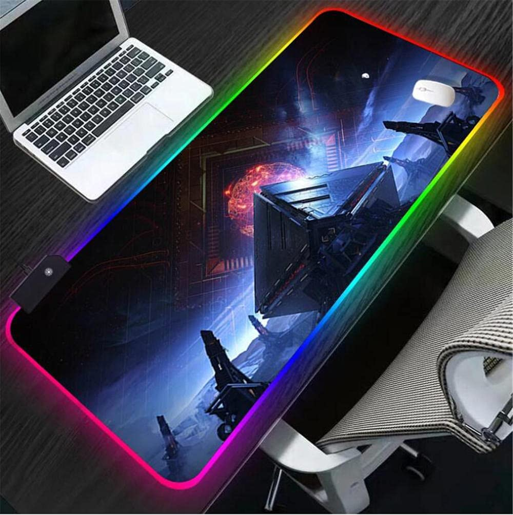 Gaming Mouse Pads Destiny 2 Anime Ranking TOP20 Long-awaited C Pad RGB Notebook Gamer