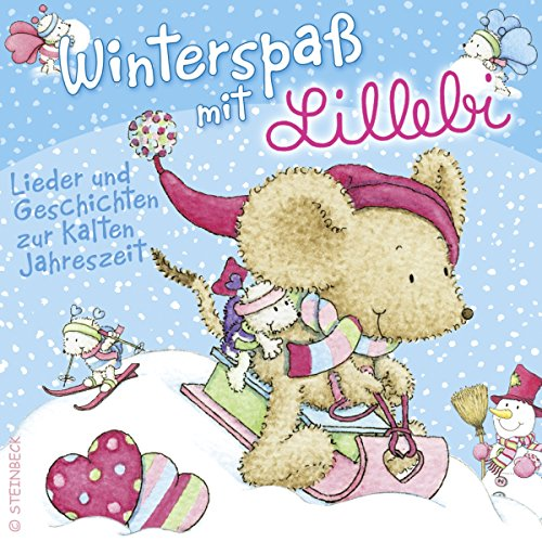 Winterspaß mit Lillebi audiobook cover art