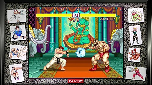 Street Fighter 30th Anniversar (PS4)