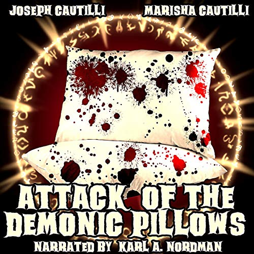 Attack of the Demonic Pillows Titelbild