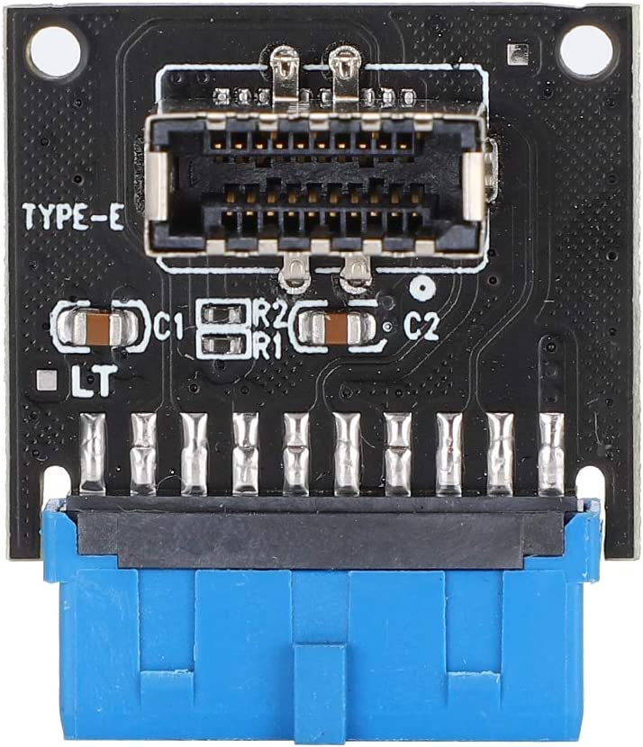 Heayzoki Popular product Motherboard Expansion Card Boston Mall USB3.0 3.1 19PIN Front to Ty