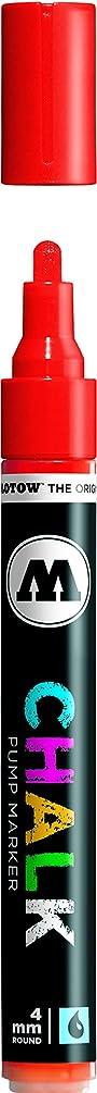 Molotow Chalk Marker, 4mm Nib, Red, 1 Each (228.003)