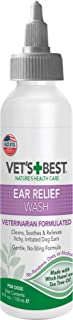 Vet's Best 3165810021 Ear Relief Wash For Dogs, 4 oz, White