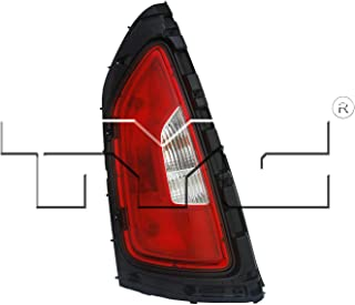 TYC 11-11968-00-1 Kia Soul Left Replacement Tail Lamp
