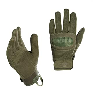 M-Tac Tactical Gloves Full Finger Assault Airsoft Protective Gear