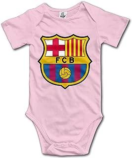 GNJY Fc Barcelona Football Club Bodysuit Romper Jumpsuit Outfits