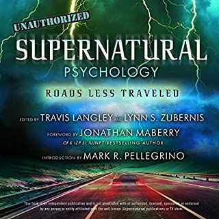 Supernatural Psychology audiobook cover art
