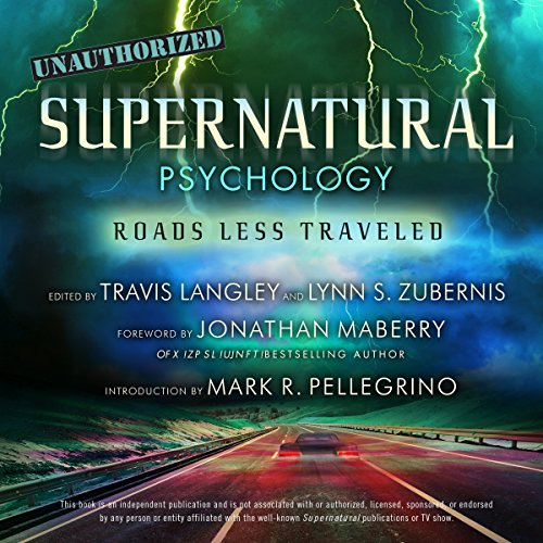 Supernatural Psychology audiobook cover art