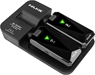 NUX B-5RC Wireless Guitar System for All Types of Guitar with Active or Passive Pickup..