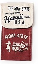 CULTURE MART カルチャーマート トイレットペーパーホルダーカバー TOILET PAPER HOLDER COVER/RED ロゴ ハワイアン