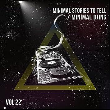 Minimal Djing - Vol.22