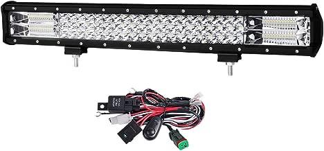 "LightFox 23inch Philips LED Light Bar Spot Flood Driving Offroad Lamp 20/23"" 4WD 3 Years Warranty"