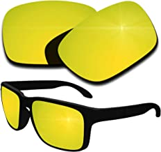 Polarized Replacement Lenses for Oakley Holbrook - Multiple Options