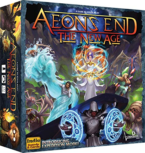 Indie Board & Card IBCAENA01 Aeon's End: The New Age, Mixed Colours