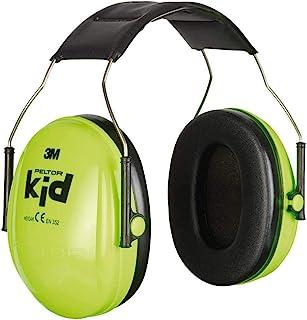 3M Peltor Kid - Casque antibruit idéal pour enfants sensibles aux bruits forts - Atténuation 27 dB - 1 x casque de protect...