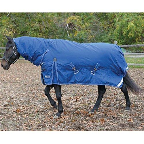 Shires Stormcheeta Combo Blanket 400g 69 Navy