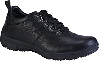Woodland Men's Black Sneakers