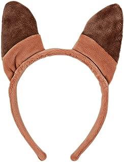 Cute Soft-Touch Bunny Ears Elk Headband Christmas Headband Gift for Children Kids Babies