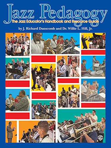 Price comparison product image Jazz Pedagogy: The Jazz Educator's Handbook and Resource Guide,  Book & DVD