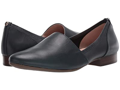Taryn Rose Bettina (Midnight Leather) Women