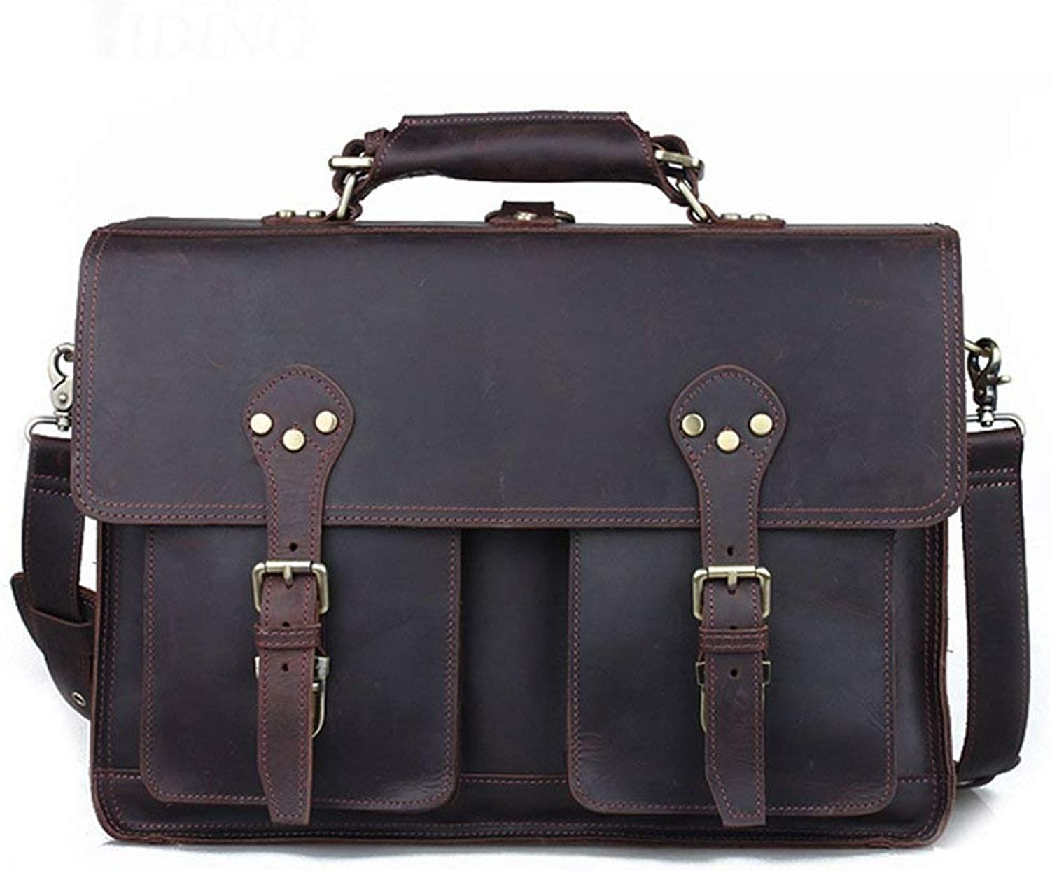 Briefcase Home Aktentasche Fashion Schultertasche Schultertasche Three-in-One Three-in-One Three-in-One Herrentasche B07L1BY89H | Sale Düsseldorf