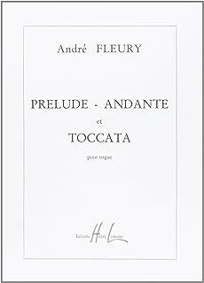 Prelude, Andante and Toccata (organ)