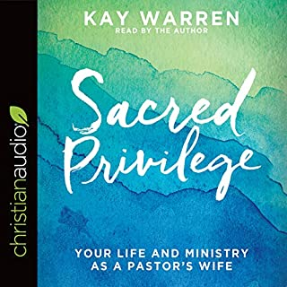 Sacred Privilege audiobook cover art