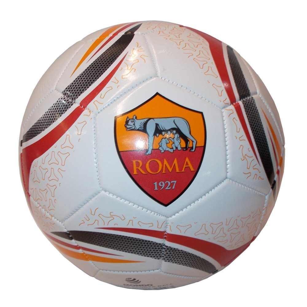 AS Roma Mondo 13242 Pelota de fútbol Interior y Exterior - Pelotas de fútbol (Multicolor, Específico, Balón de 32 Paneles, 300 g, Interior y Exterior, Imagen): Amazon.es: Juguetes y juegos